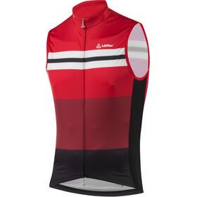 Löffler Giro FZ Bike Tanktop Herren rot